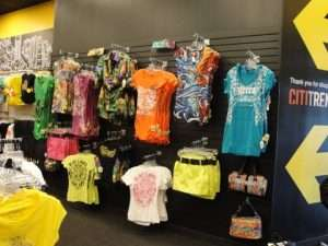 CitiTrends Store Using Spacewall