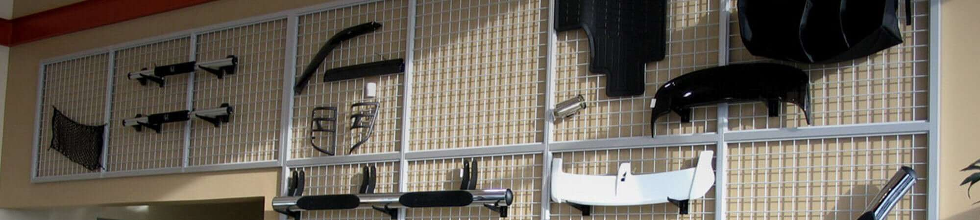 Gridwall Display Systems