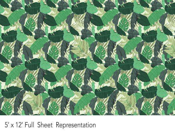 Wilsonart Leaf Pattern HP Laminate