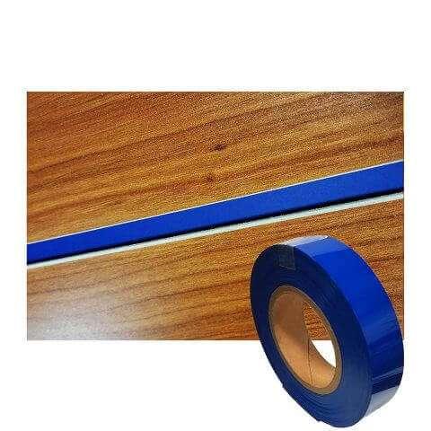 ColorGroove Vinyl Inserts - Blue