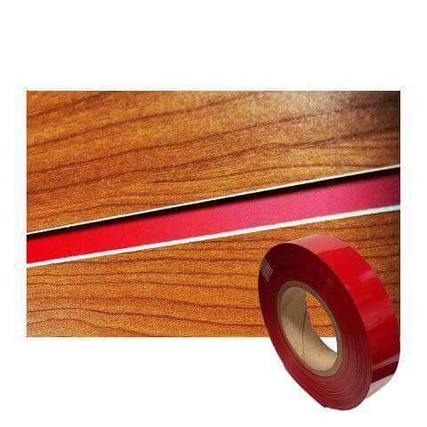 ColorGroove Vinyl Inserts - Red