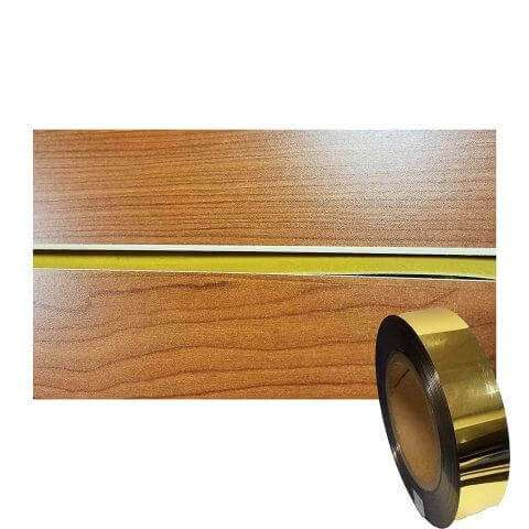 ColorGroove Vinyl Inserts - Gold