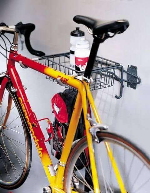 Bike Rack and Basket - 2