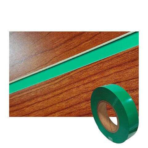 ColorGroove Vinyl Inserts - Green