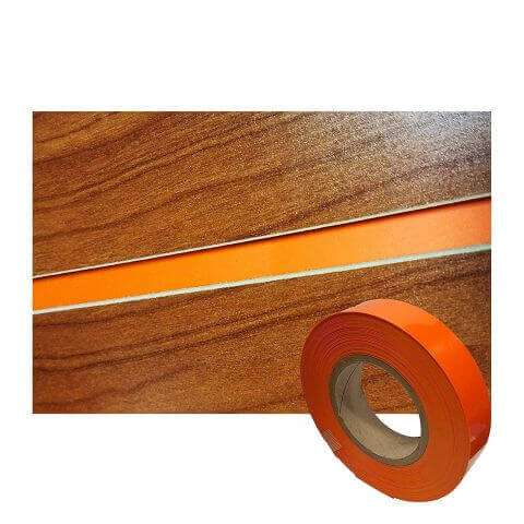 ColorGroove Vinyl Inserts - Orange