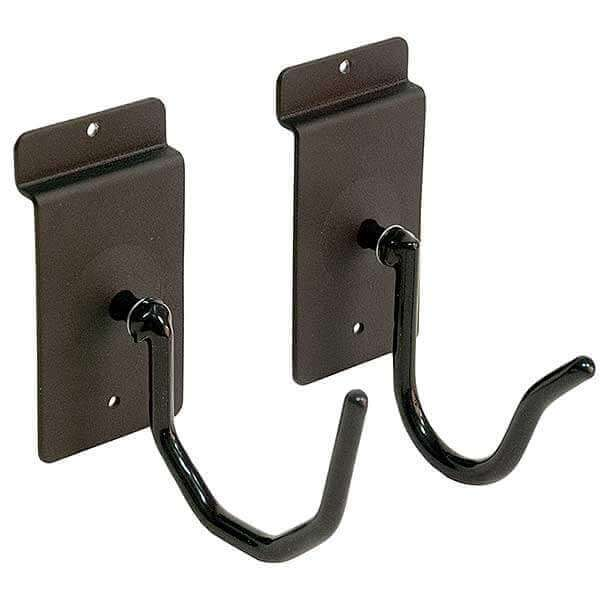 Horizontal Firearm Display Hooks