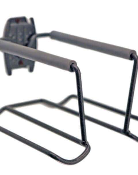 Racquet Rack with Tennis Ball Holder – 1