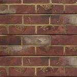 Red Brick Textured Slatwall Panels