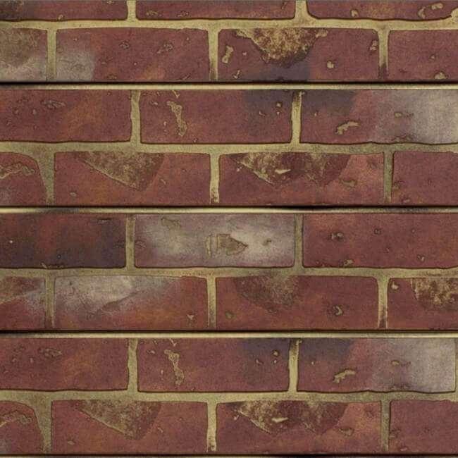 Brick Slatwall