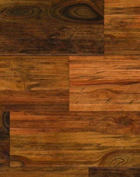 Rosewood Wood Grain Slatwall Panel