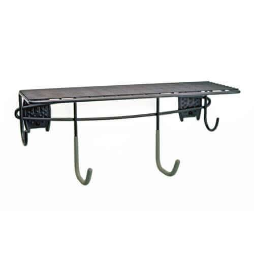 Shelf with Multiple Hooks / Hangers - 1