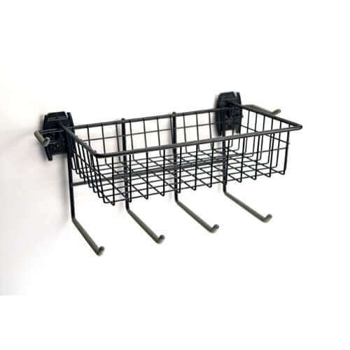 Skate Rack and Basket – 1