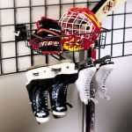 Skate Rack and Basket - 2