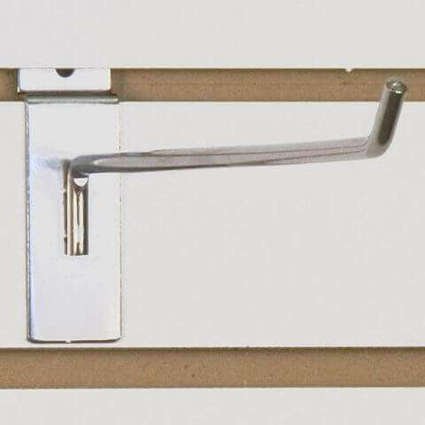 Straight Slatwall Display Fixture