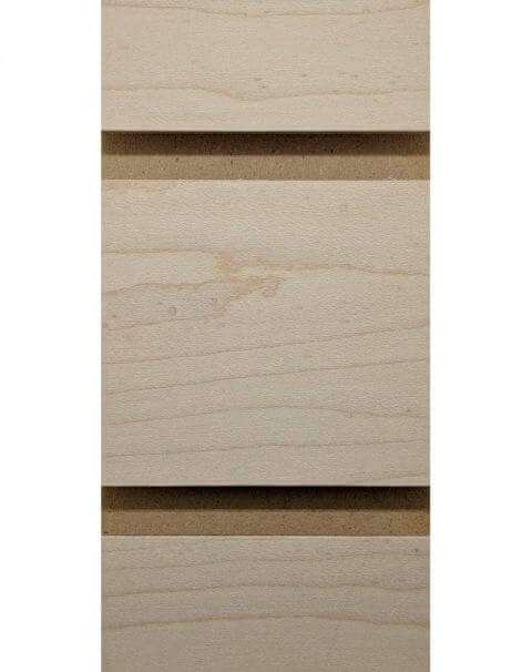 Veneer Slatwall Panels