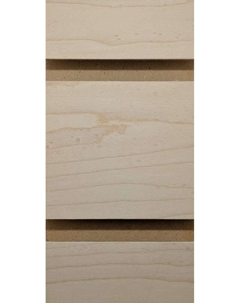 42781886e3f Veneer Slatwall Panels - Red Oak   White Maple + Custom