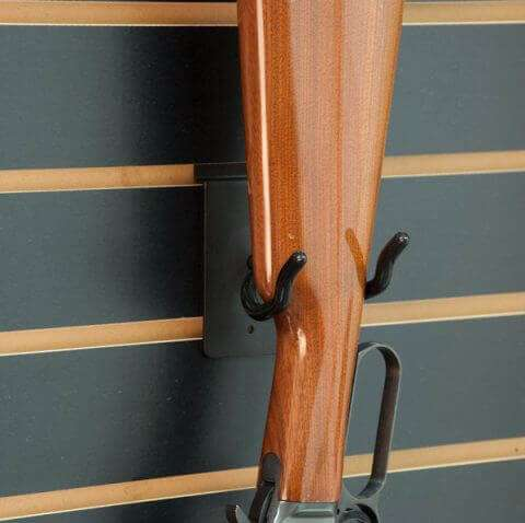 Vertical Firearm Hook - Rifle Mount