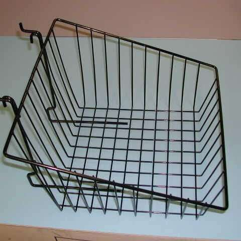 Wire Sloping Basket