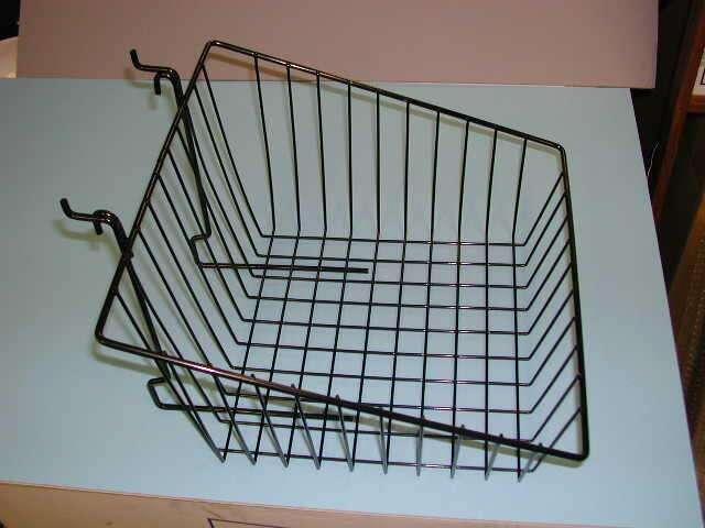 Shallow Wire Basket - Spacewall International