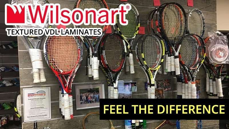 Wilsonart VDL Slatwall Laminates - Feel The Difference